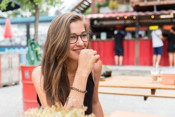 Lynn - Frau Gerolds Garten | Sonnenterasse, Sommerrestaurant, Winterstube, Kunst und Stadtgarten | Geroldareal Zurich West | Frau Gerolds Garten