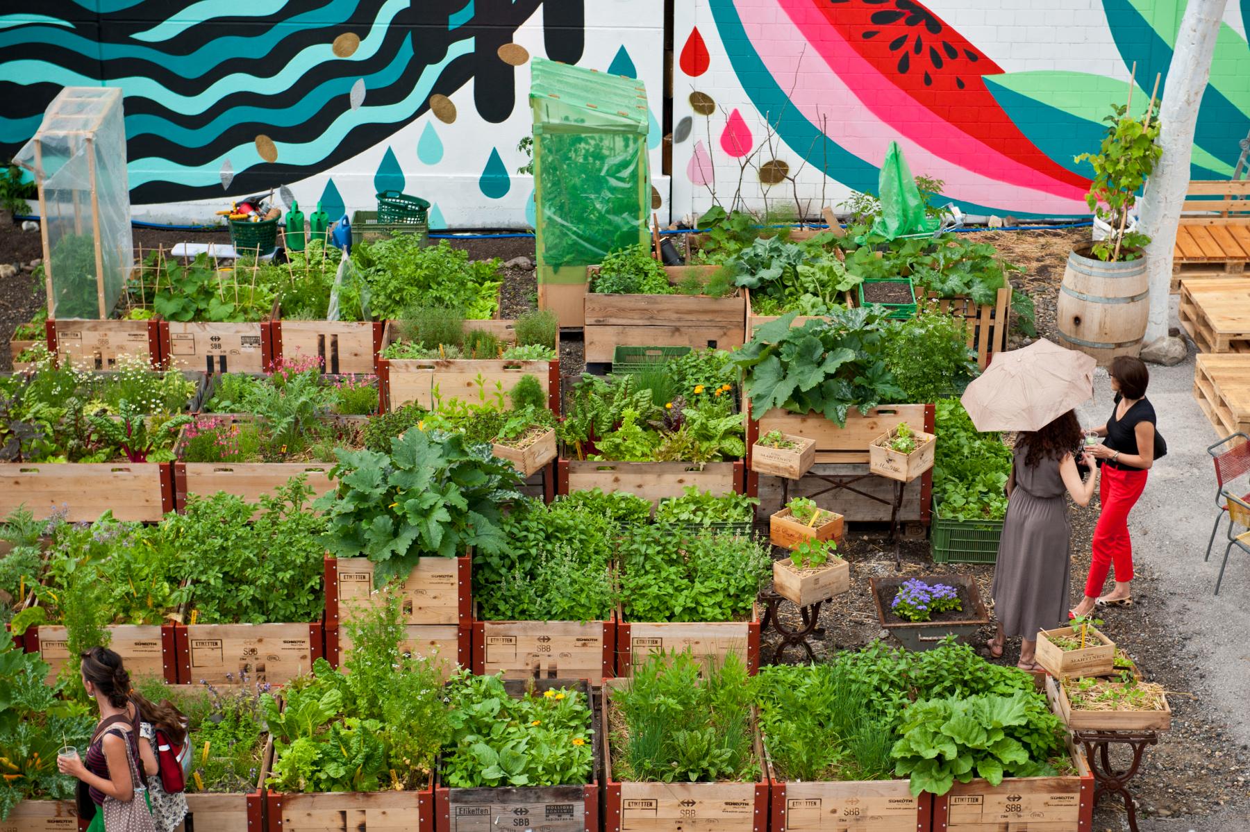 nachhaltige garten kunst skulpturen pflanzen, frau gerolds garten | sonnenterasse, sommerrestaurant, winterstube, Design ideen